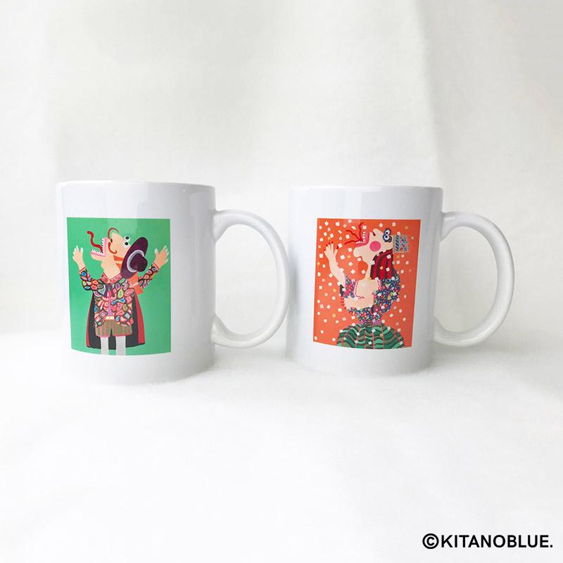 マグカップ(男Ver/女Ver)