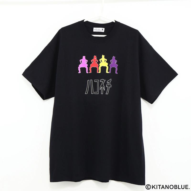 みんなでコマネチTシャツ